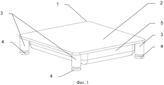 Устройство для определения функционального состояния опорно-двигательного аппарата
