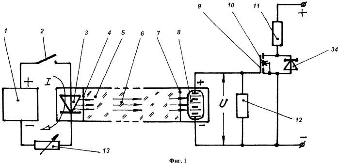Способ и устройство для управления затворами полевых транзисторов или биполярных транзисторов с изолированными затворами (варианты)