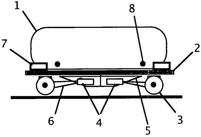 Мобильный ресивер для железнодорожных станций и перегонов