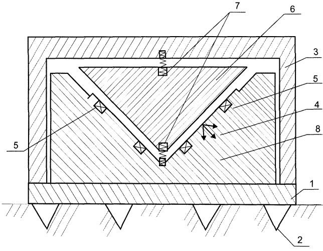 Электромагнитный излучатель поперечных сейсмических волн