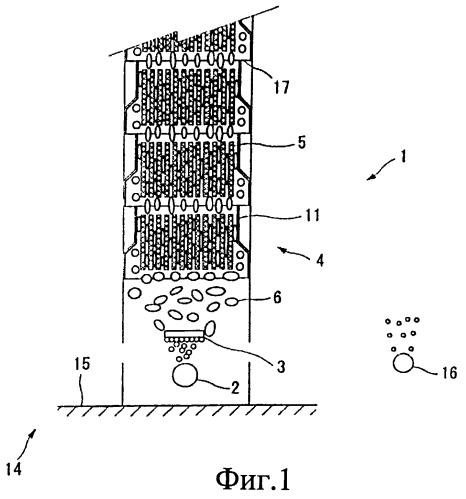 Мембранный блок и мембранное сепарационное устройство