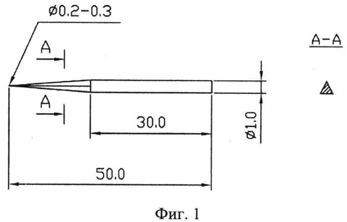 Эндодонтический инструмент для формирования корневых каналов