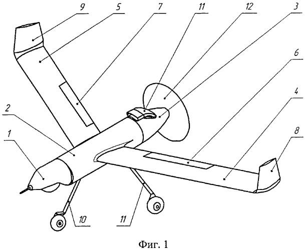 Модульный беспилотный летательный аппарат (варианты) и байонетное соединение для стыковки модулей