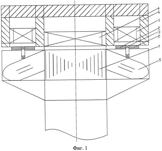 Устройство магнитной левитации и поперечной стабилизации транспортного средства