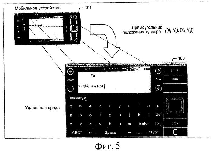 Способ и устройство для определения активной области ввода