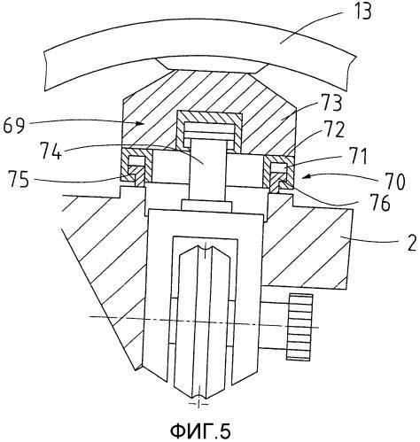 Конструктивный узел рабочей клети и способ прокатки прутковых или трубных заготовок