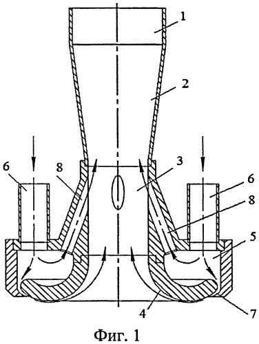 Устройство для разработки и удаления грунта под водой
