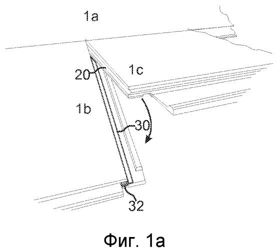 Механические блокировки панелей пола и заготовка шпунтов