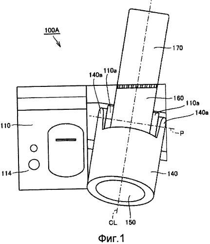 Устройство измерения кровяного давления