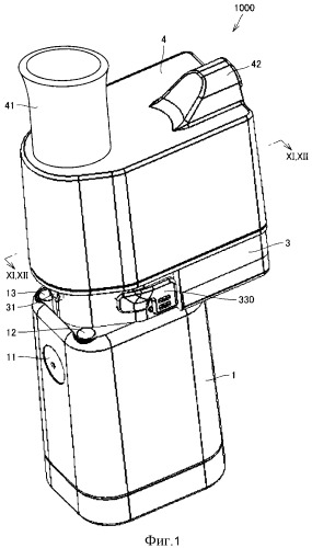 Распылители и функциональные модули, присоединяемые к распылителю