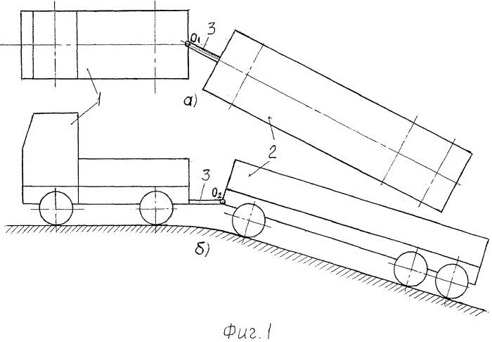 Трансмиссия сочленённого наземного транспортного средства