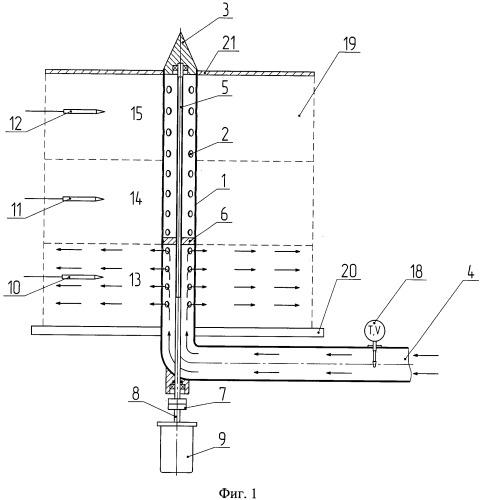 Устройство для сушки рулонов льна