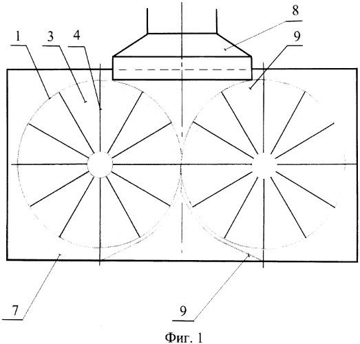 Устройство для преобразования энергии воды в механическую энергию вращательного движения