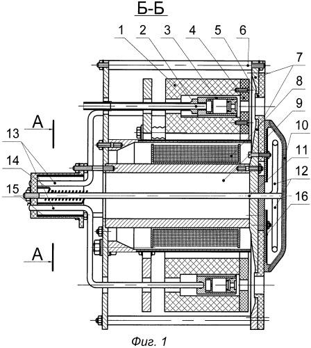 Двигатель с замкнутым дрейфом электронов