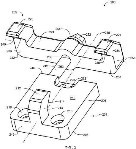 Монтажный узел для крепления устройств управления процессами к приводам