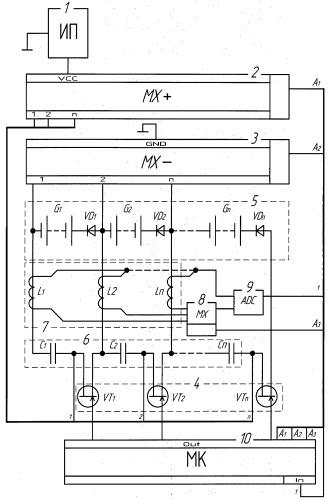 Устройство подзарядки аккумуляторных батарей гибридного автомобиля