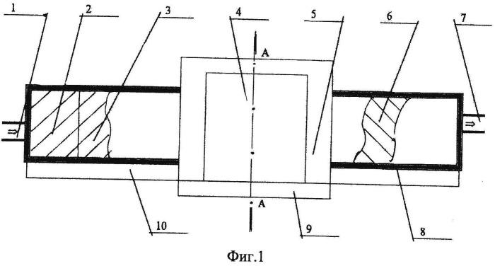 Горизонтальный реактор с перемещаемым отражателем нейтронов и способ его эксплуатации