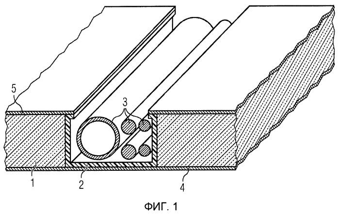 Модульный санузел для рельсовых транспортных средств