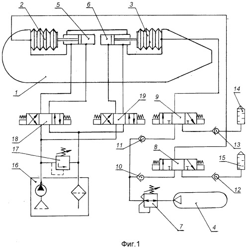 Способ регулирования плавучести подводного аппарата