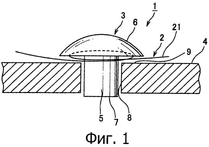 Устройство для соединения провода, предназначенное для соединения проводника с волоконным сердечником