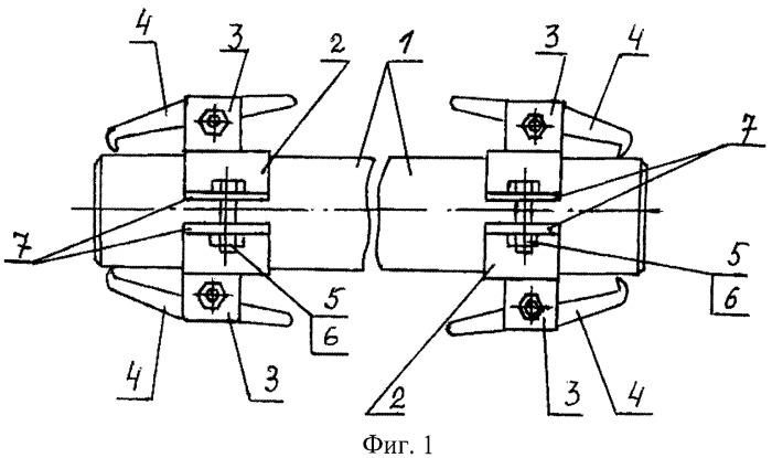 Сборно-разборный полиэтиленовый трубопровод для дождевальных комплектов