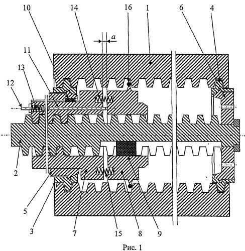 Способ измерения отклонения шага внутренней резьбы