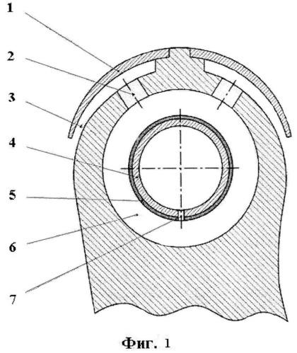 Система впрыска воды осевого многоступенчатого компрессора