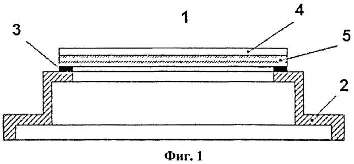 Фотокатодный узел вакуумного фотоэлектронного прибора с полупрозрачным фотокатодом и способ его изготовления