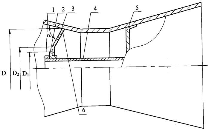Герметизирующее-пусковое устройство ракетного двигателя