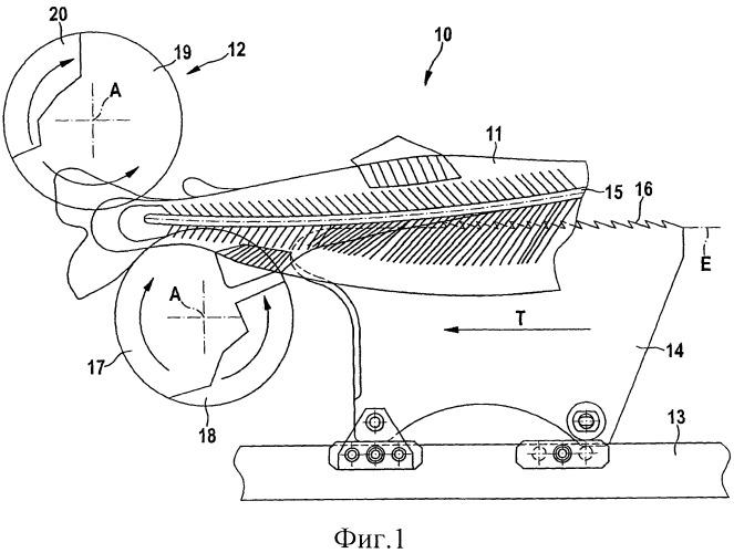 Устройство и способ филетирования обезглавленной и выпотрошенной рыбы
