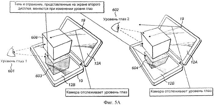 Устройство для автостереоскопического рендеринга и отображения