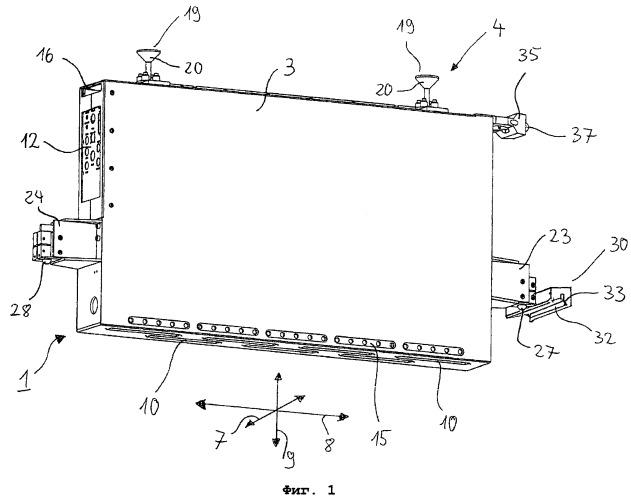 Модуль печатающей головки