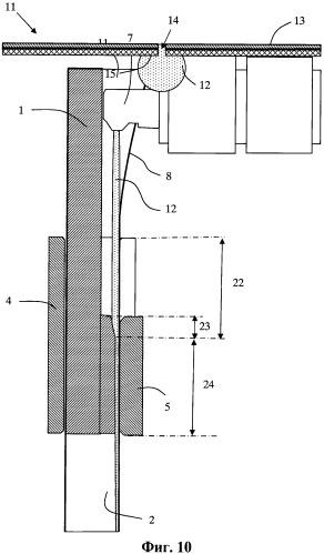 Способ и устройство для сварки полимерной упаковки трубчатой формы и получаемая этим способом упаковка