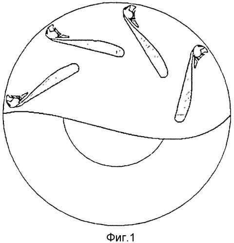 Рабочее колесо центробежного вентилятора
