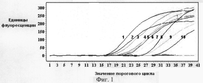 Набор для выявления возбудителя ку-лихорадки в биологическом материале методом полимеразной цепной реакции в режиме реального времени (пцр-рв)