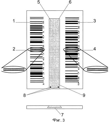 Способ изготовления нанотехнологического штрих-кода для металлических изделий