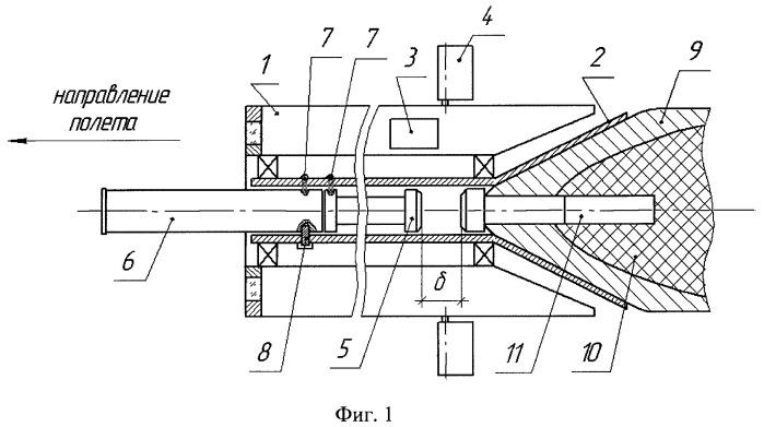Способ подрыва осколочно-фугасной боевой части управляемого боеприпаса