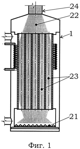 Способ работы теплообменного аппарата и теплообменный аппарат