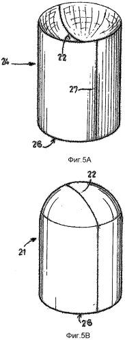 Опора звуковой катушки для моторного узла преобразователя катушки