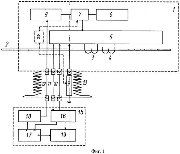 Электронный датчик тока и напряжения на высоком потенциале