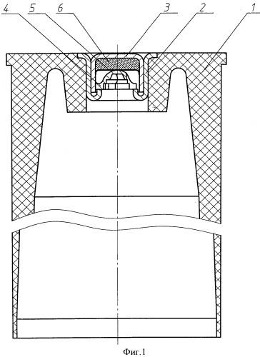 Капсюлированная гильза для патронов стрелкового оружия