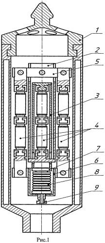 Устройство для испытания материалов в ядерном реакторе
