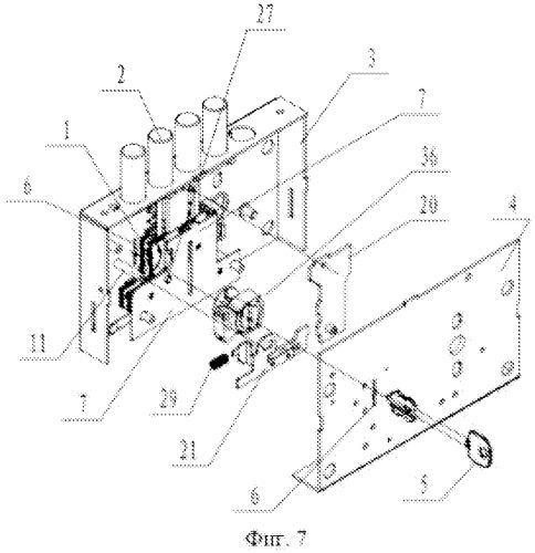 Конструкция сувальдного замка, содержащего штифтовой цилиндровый замок, и его ключ