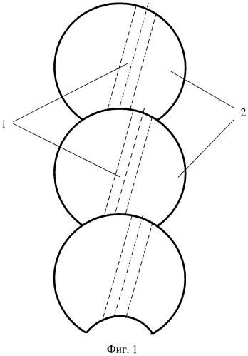 Способ конвективной сушки оцилиндрованных бревен