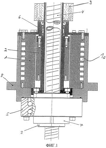Дозатор стекольного расплава и способ перемещения плунжера дозатора стекольного расплава