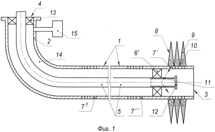 Способ многократного гидравлического разрыва пласта в горизонтальном стволе скважины
