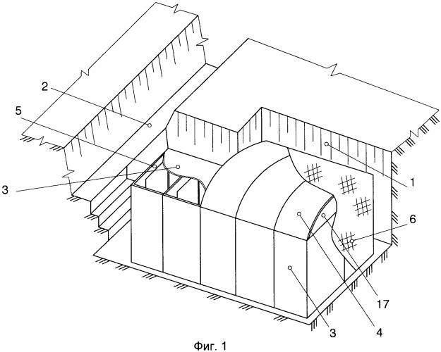Полевое сборно-разборное фортификационное сооружение
