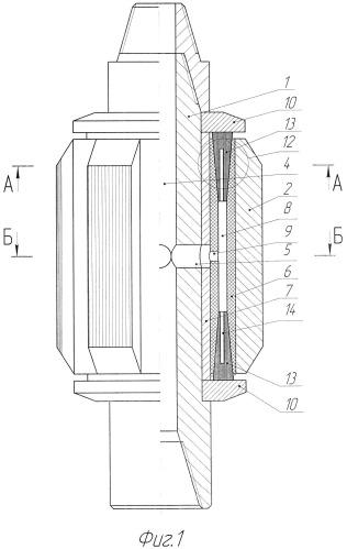 Центратор бурильного инструмента