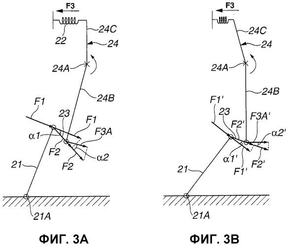 Устройство управления усилием на педали акселератора
