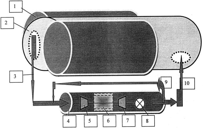 Аэростатический летательный аппарат